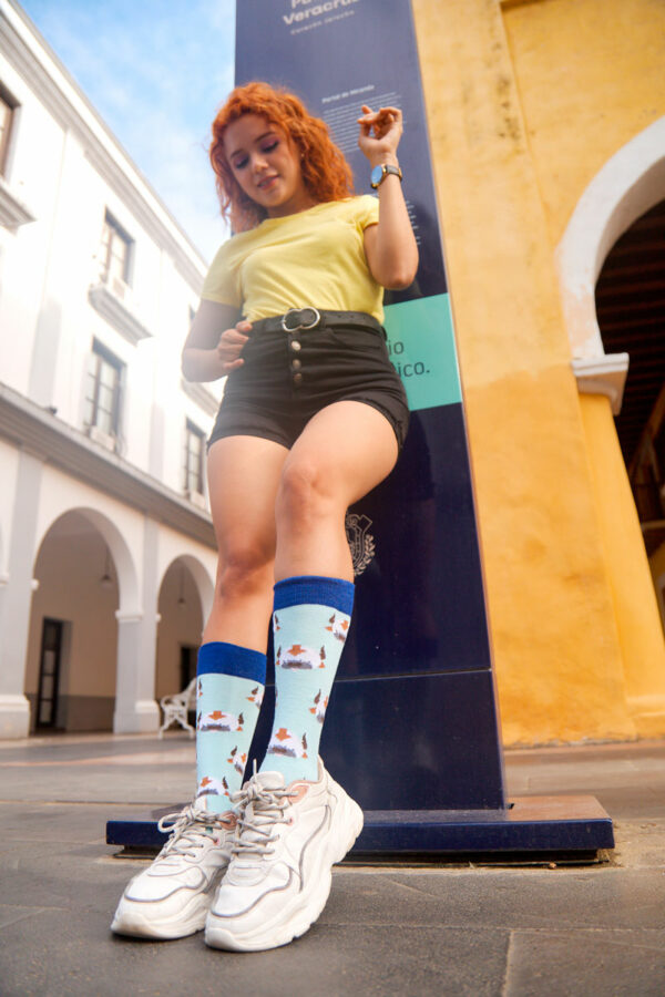 calcetines appa mujer joven