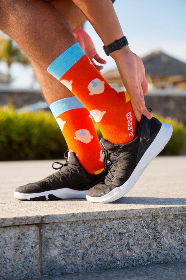 calcetines avatar la leyenda de aang