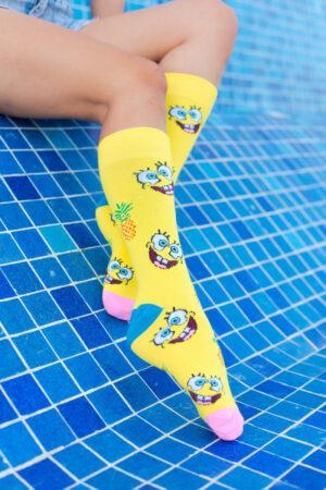 calcetines bob esponja