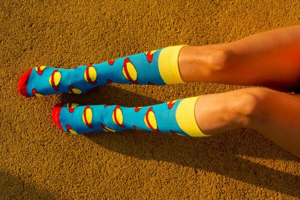 calcetines rugrats carlitos
