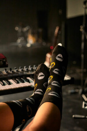calcetines daft punk
