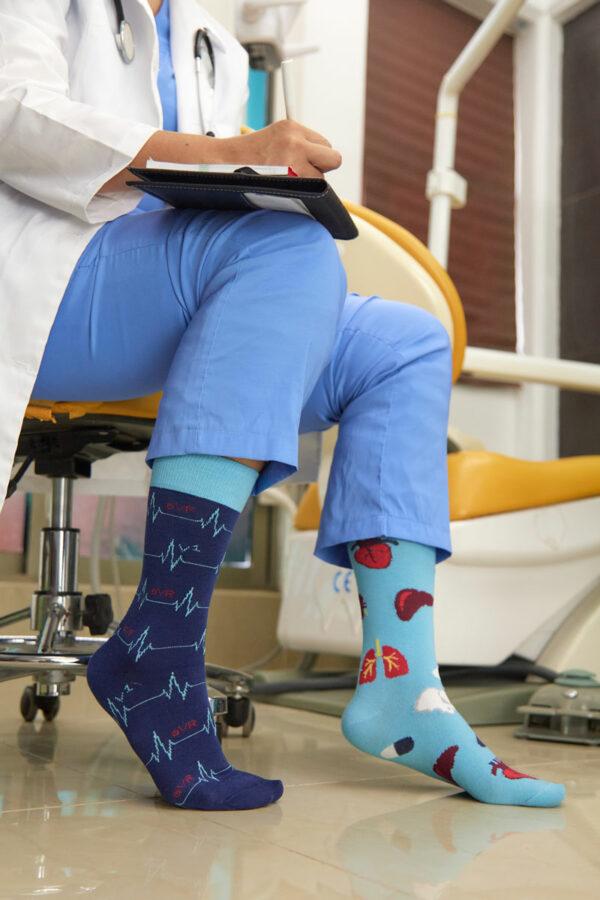 calcetines doctora