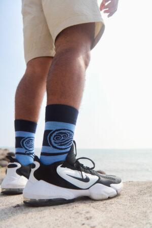 calcetines tribu agua avatar