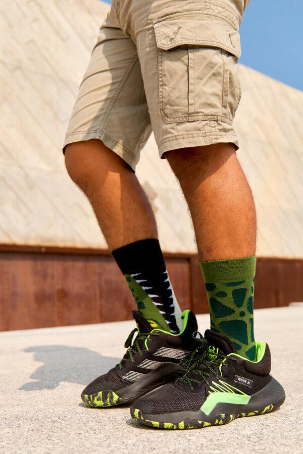 calcetas cocodrilo