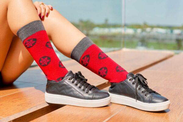 calcetines sharingan