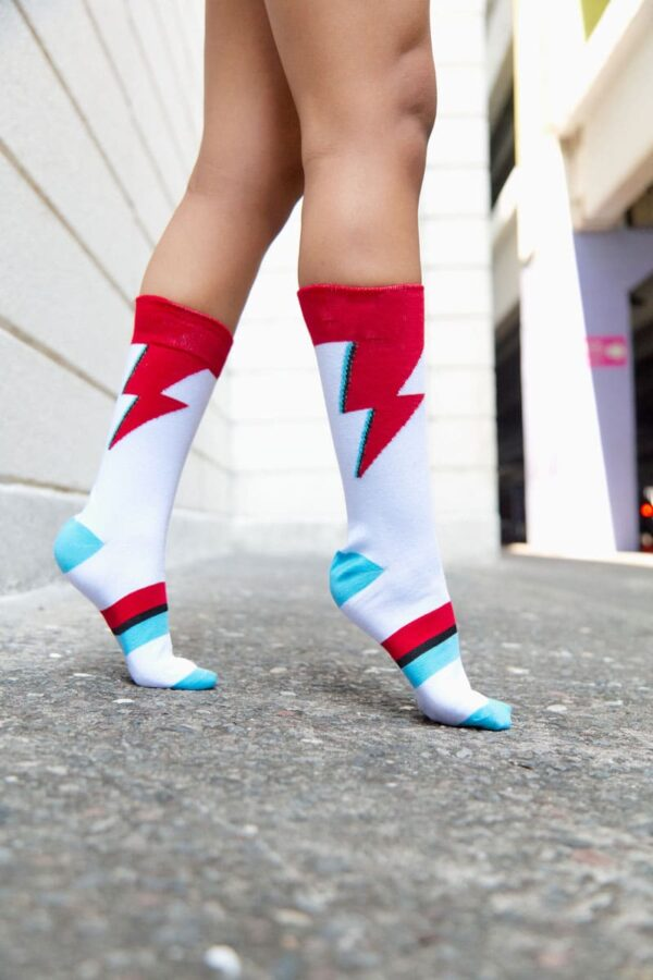 calcetines bowie