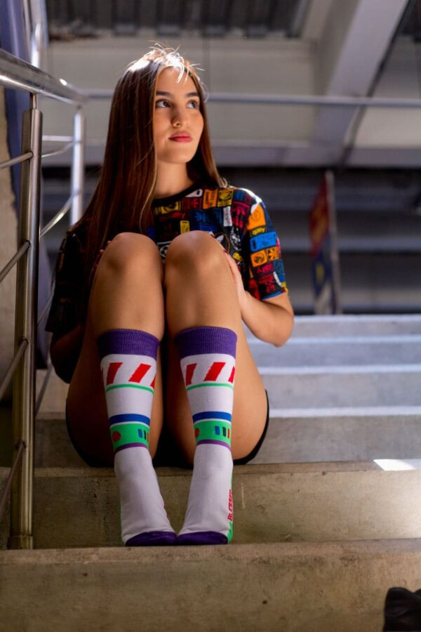 calcetines toy story buzz lightyear