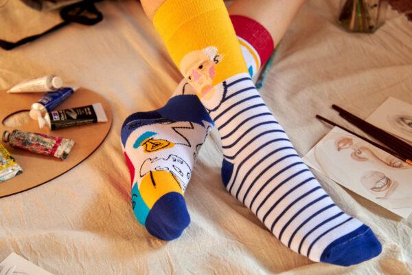 calcetas picasso