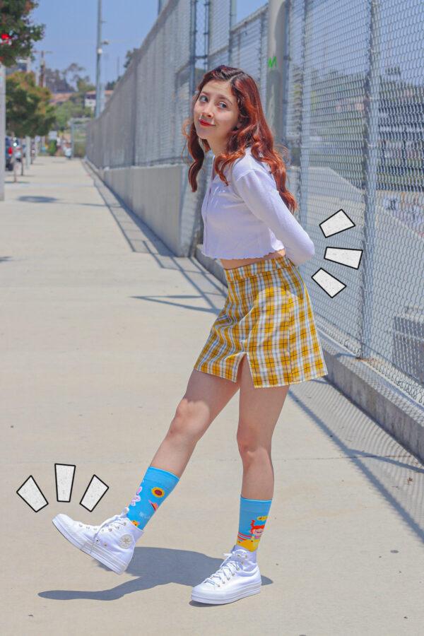 calcetas alix